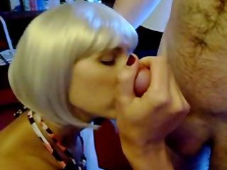 Real swinger home video cuckold wives get fucked