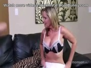 Mom and son play strip poker mom gets pregnant -