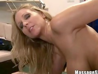 from behind slit penetration for blonde d like to