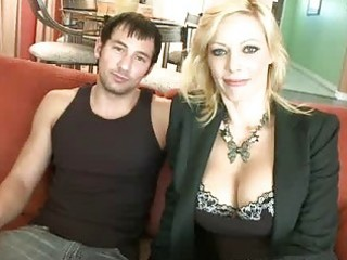 hawt collision with very hot bigtits milf wench