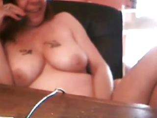 my mamma had phone sex. hidden webcam