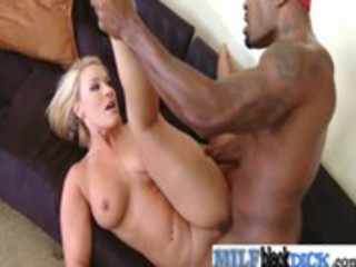 hawt milf acquire fucked hard by darksome wang