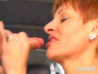 sexy redhead older assfucked,