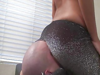 a mans fantasy,cougar in tight pants