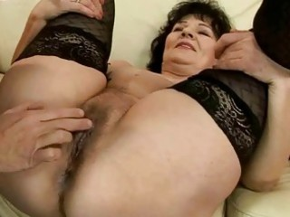 excited granny getting fucked glamorous hard