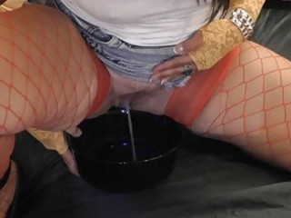 slut wife t live without dirty piss games