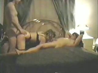 her boyfriend eats her vagina