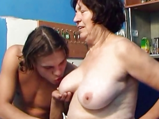 granny needs a ramrod 30 (+ slow motion)