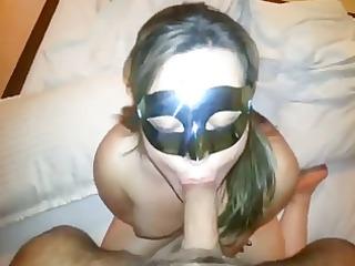 masked facialed