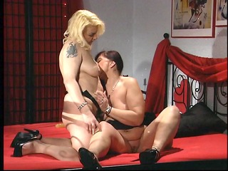 strap-on big beautiful woman milfs - dbm video