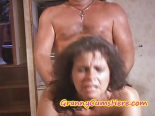 grannies receive drilled and cum covered on yacht