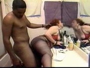 mature wife and her younger black paramour