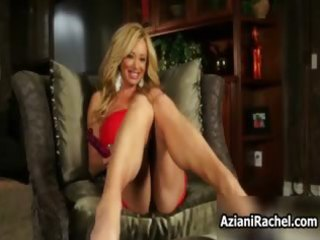 breasty blonde d like to fuck goes crazy sex toy