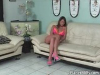 lustful and greedy asian milf takes entire