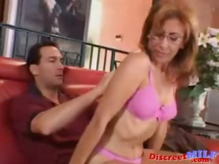 mad redhead mother i receive pounded hard