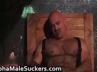 unshaved butch grand and ray stone fucking part1