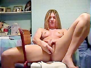 girlfriend masturbates for me on webcam pt 0