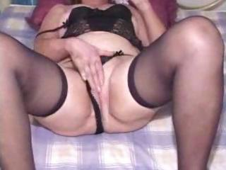 fat brunette hair granny roberts t live without