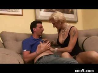 d like to fuck blonde floozy gets her way with a