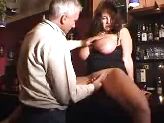 big tited mother i gets screwed in a bar